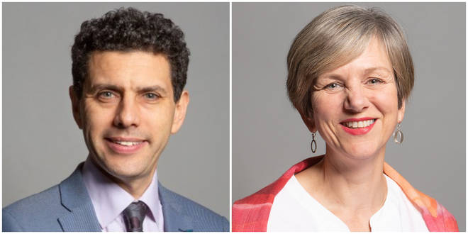Two Labour MPs are in self isolation over fears of coronavirus