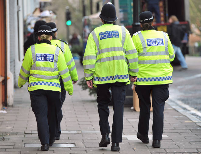 The Met Police officer was dismissed without notice, the force said