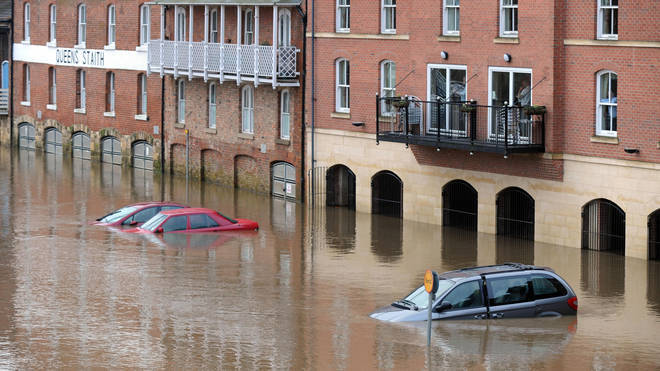 Flood-hit parts of the country are bracing for more rainfall