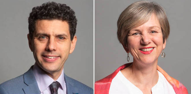Labour MPs Alex Sobel and Lillian Greenwood are in self-isolation