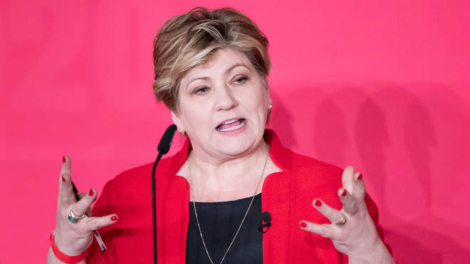 Emily Thornberry fell short of the 33 nominations required to be on the ballot