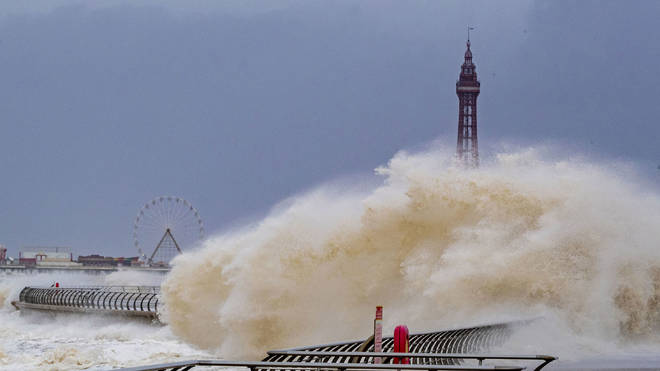 Storm Dennis comes on the heels of Storm Ciara (pictured)