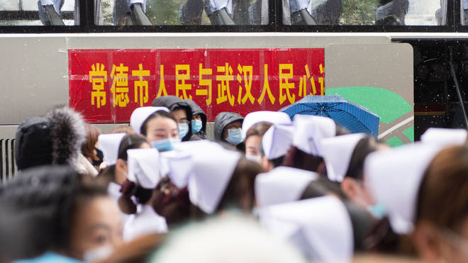 Deaths in China have now passed 1,500