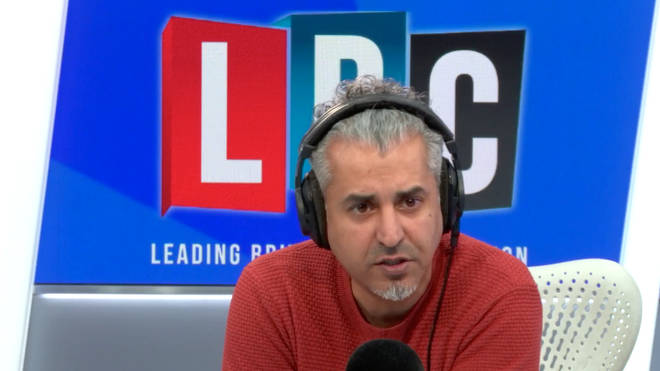 "Maajid Nawaz gives his take on why law enforcement should not be investigating ""thought crime."""
