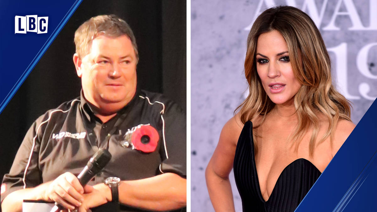 Caroline Flack dead: TV presenter calls LBC about being target of online abuse