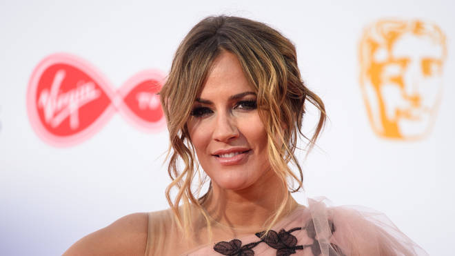 Caroline Flack, who was found dead at her flat, aged 40