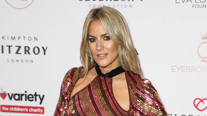 Caroline Flack died today at the age of 40