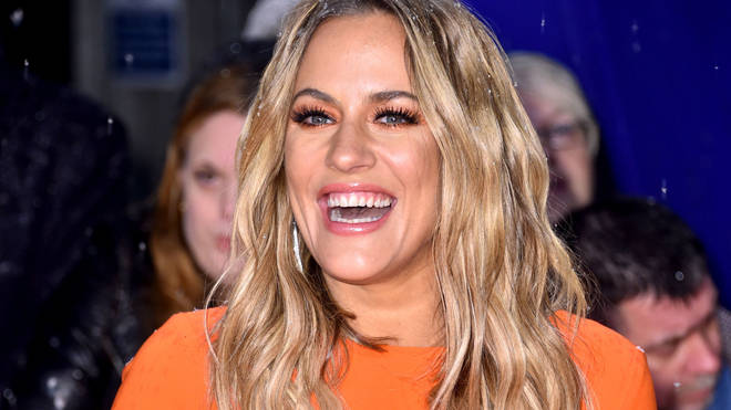 Caroline Flack was found dead at a flat in east London yesterday