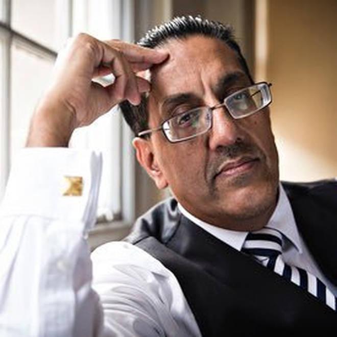 Former Chief Prosecutor Nazir Afzal
