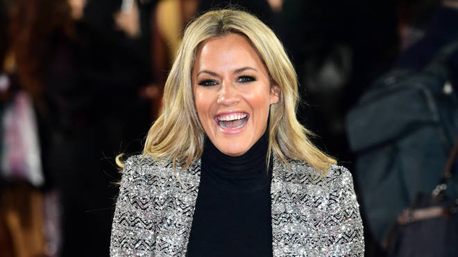 Caroline Flack was found dead at a flat in east London on Saturday