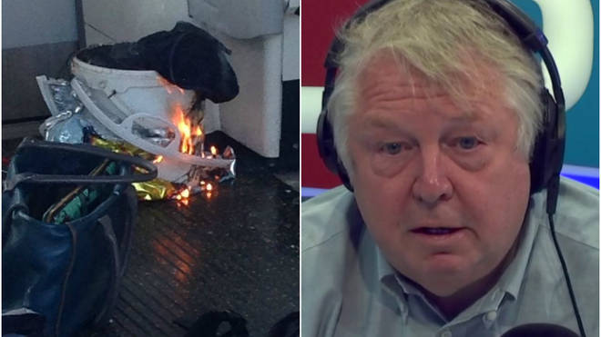 Nick Ferrari said it's time to tag terror suspects after the Parsons Green attack