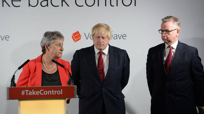 Gisela Stuart was on the board of the official Brexit campaign during the 2016 referendum