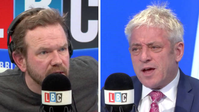 James O'Brien speaks to John Bercow