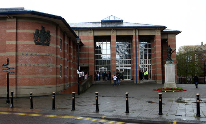 Joseph Trevor pled guilty at Stafford Crown Court
