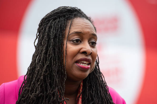 Dawn Butler said she was once escorted by police out of Parliament's members' tea room