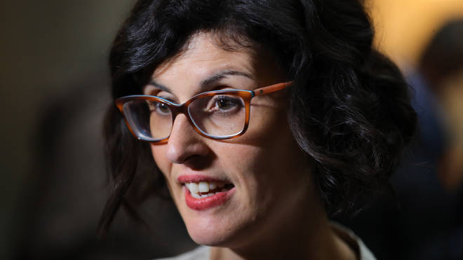 "Layla Moran said the abusive comments were ""hurtful and horrible"""