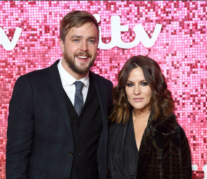 Iain Stirling paid tribute to his friend