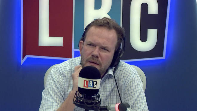 The Foreign Secretary had appealed to James O'Brien in London's Mayoral elections