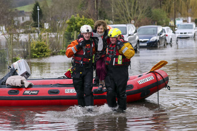 People have needed to be rescued by emergency services