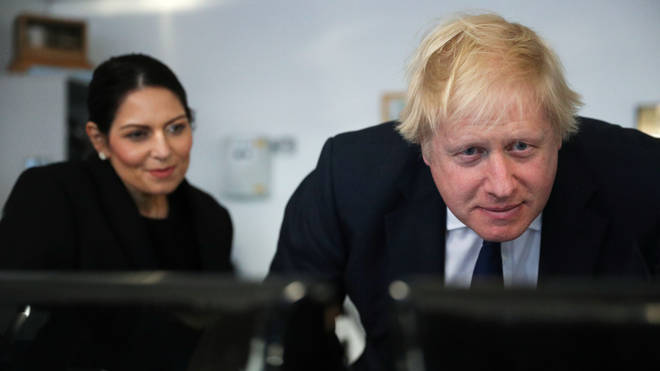 Boris Johnson pledged a points based immigration system as an election promise