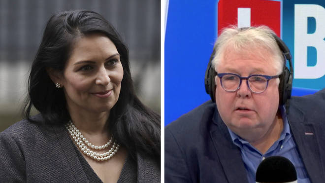Nick Ferrari challenges Home Secretary over immigration plans