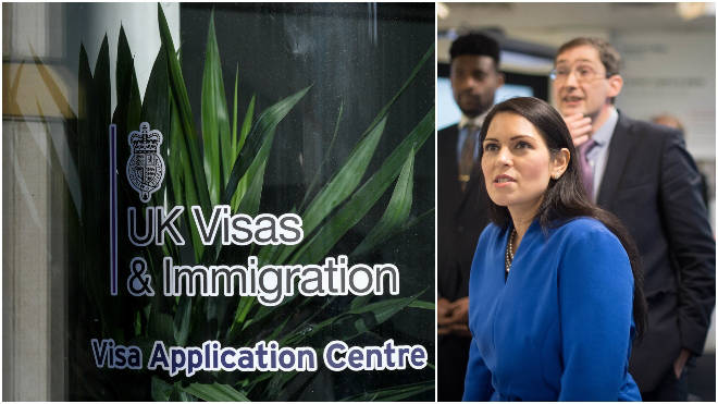 Priti Patel and Boris Johnson have announced their plan for a new points-based immigration system