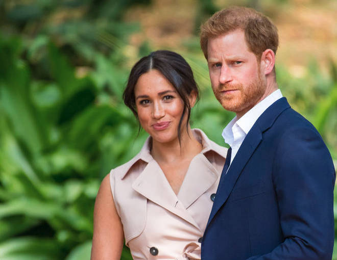 The Duke and Duchess of Sussex will begin their lives away from the royal family on March 31