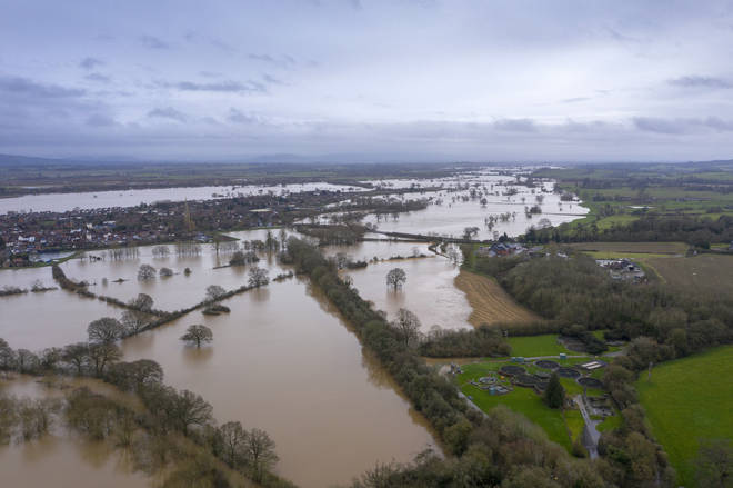 Flooding has hit swathes of the UK