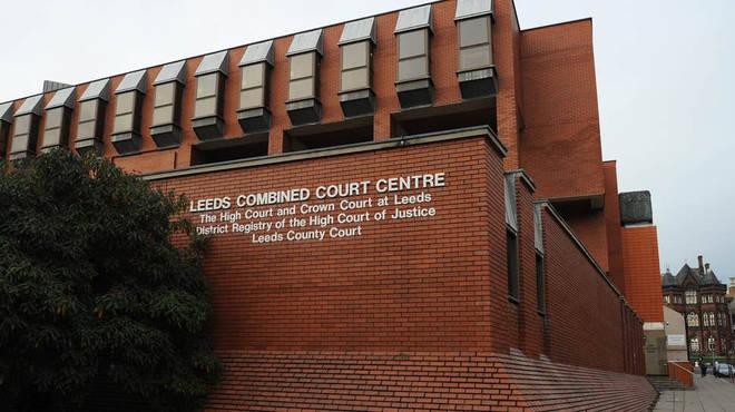 The men were jailed at Leeds Crown Court
