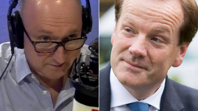 Clive Bull was surprised by what Charlie Elphicke said