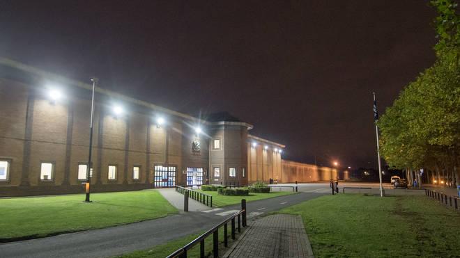 A prisoner has been killed in the high-security HMP Belmarsh