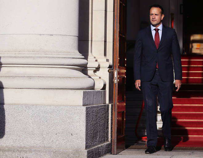 Mr Varadkar resigned after no party leader secured enough votes to become Taoiseach