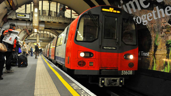 Five tube lines will be shut over the weekend