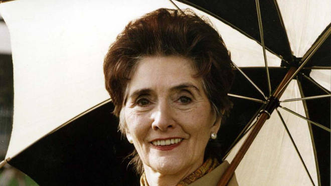 June Brown has left Eastenders after playing Dot Cotton for 35 years