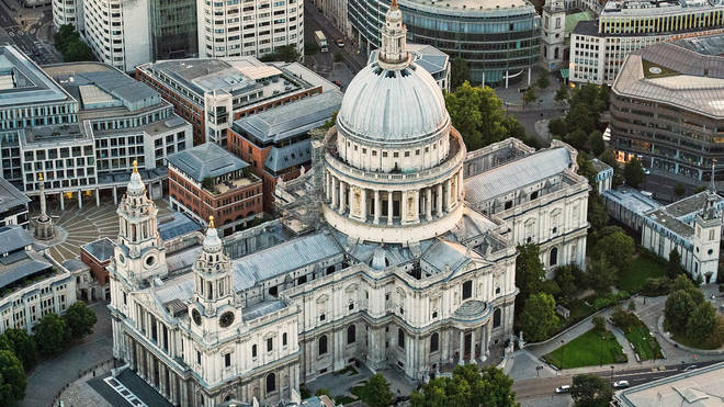 File photo: Safiyya Amira Shaikh plotted to bomb St Paul's Cathedral