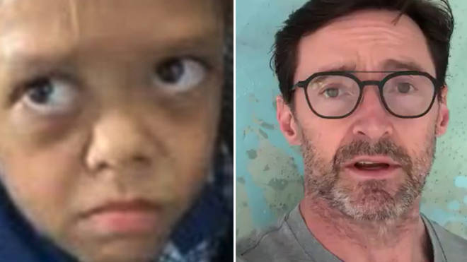 Over $200,000 has been raised for Quaden, and Hugh Jackman sent him a personal video message