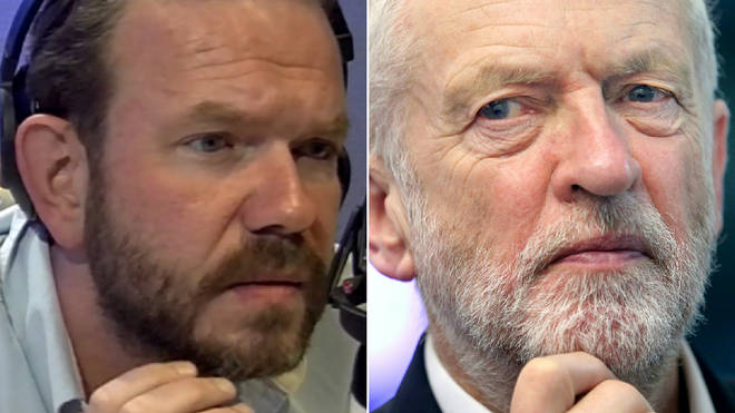 James O'Brien had strong words for the Labour Party