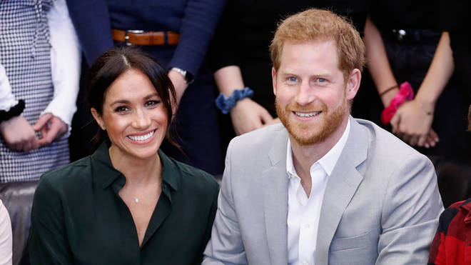 Harry and Meghan set up the website of sussexroyal.com which was registered in March 2019