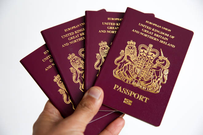 Burgundy passports will be a thing of the past