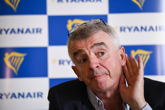 "Michael O&squot;Leary was criticised for his ""racist and discriminatory"" remarks"
