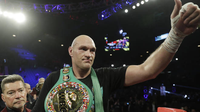 Fury remains unbeaten after beating wilder by technical knock out