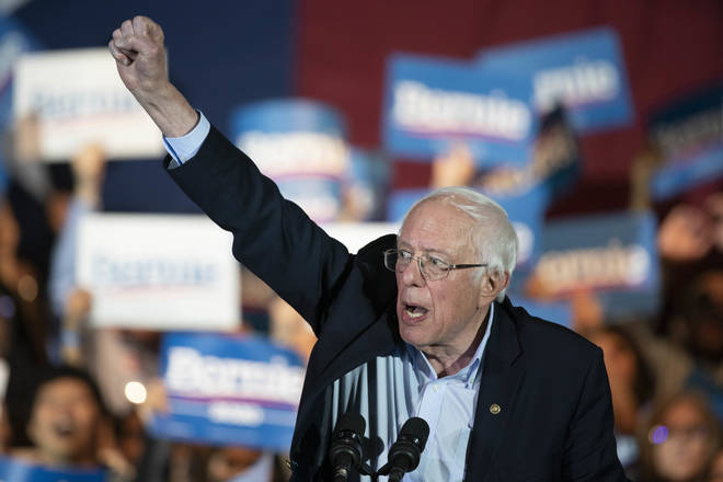Bernie Sanders was victorious in Nevada's caucuses