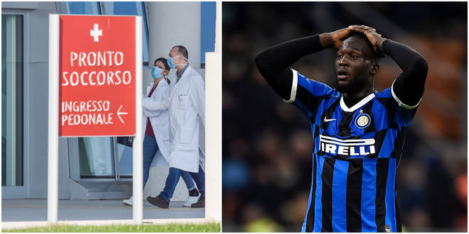 Inter Milan were among the teams affected by the postponements