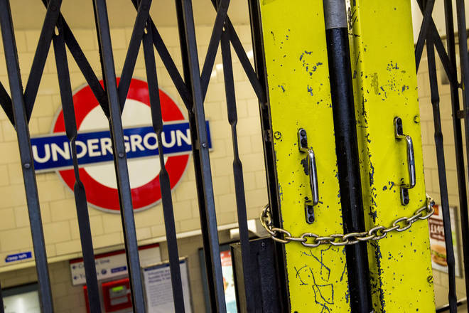 Travellers are facing another day of chaos on the Tube today