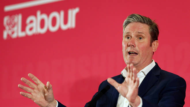 Keir Starmer has called on the Labour Party to unite