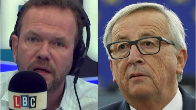 James O'Brien tore apart the Juncker speech
