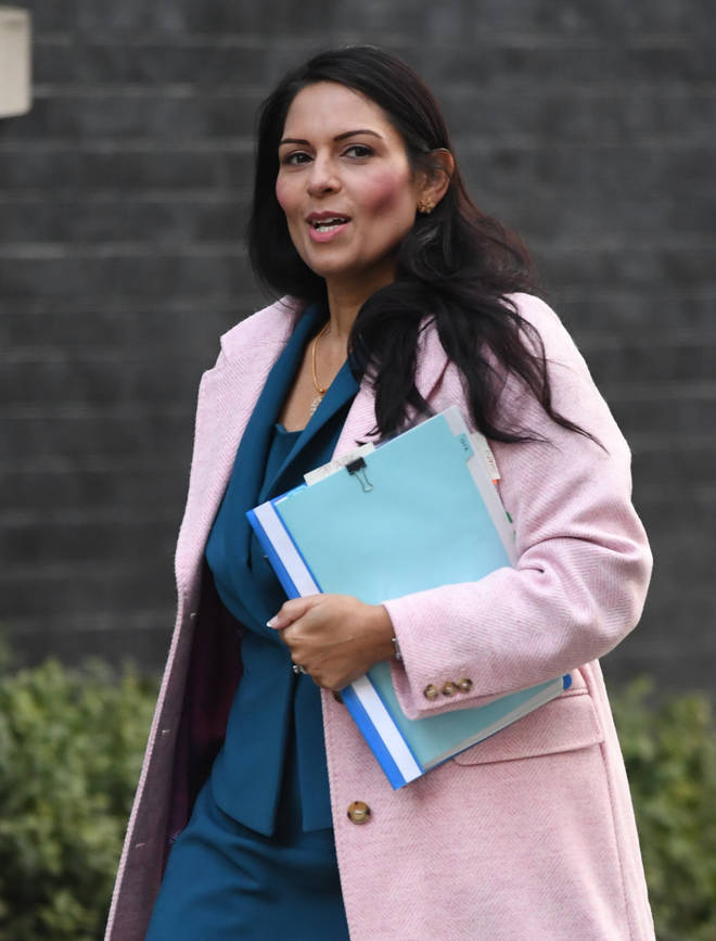Priti Patel is said to be seeking a leak enquiry