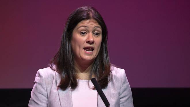 Lisa Nandy praised her opponents