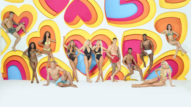 This was the first series of Winter Love Island