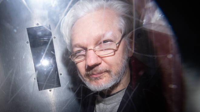 Extradition case: Wikileaks founder Julian Assange